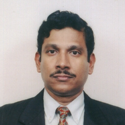 Professor Sudath R D Kalingamudali ( Dean of the Faculty of Science )