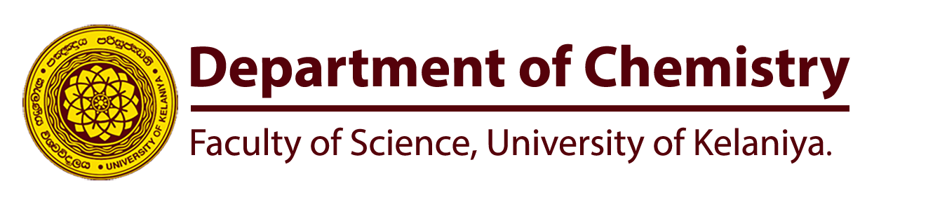 Department of Chemistry - Academic Staff