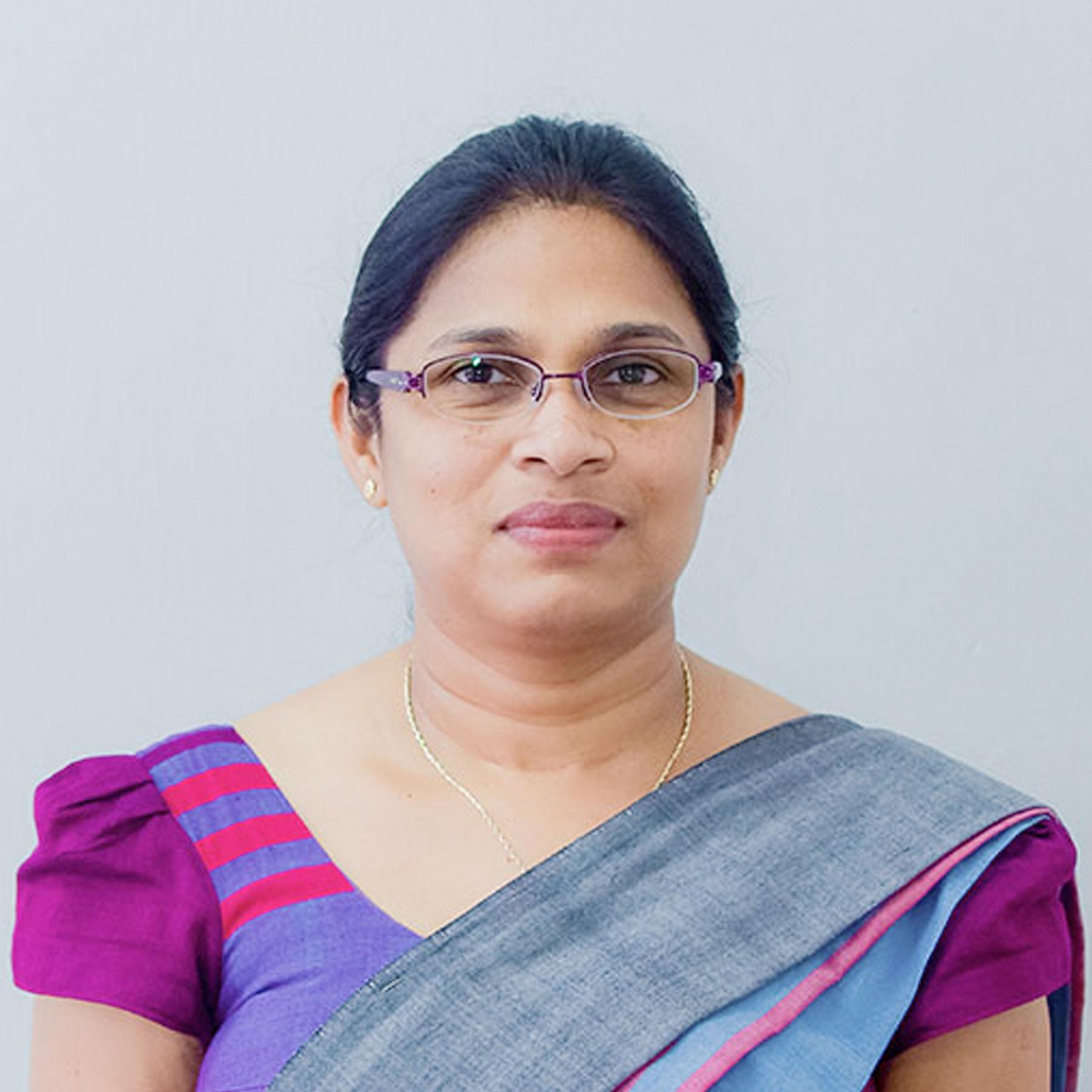 Dr. (Mrs)  G.S. Wijesiri