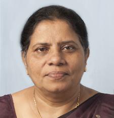 Prof. (Mrs.) R. K. Sriyani  Dias