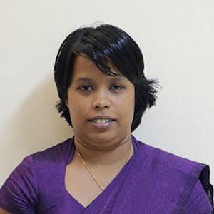 Dr (Mrs) B.G.N. Sewwandi