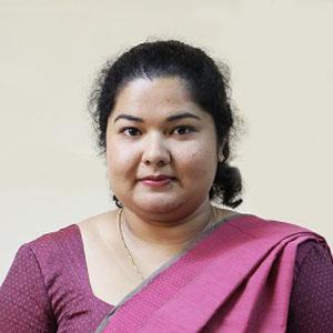 Ms. Thilomi Samarakoon