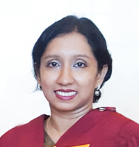 Prof. (Mrs.) W. M. D. N. Wijeyaratne