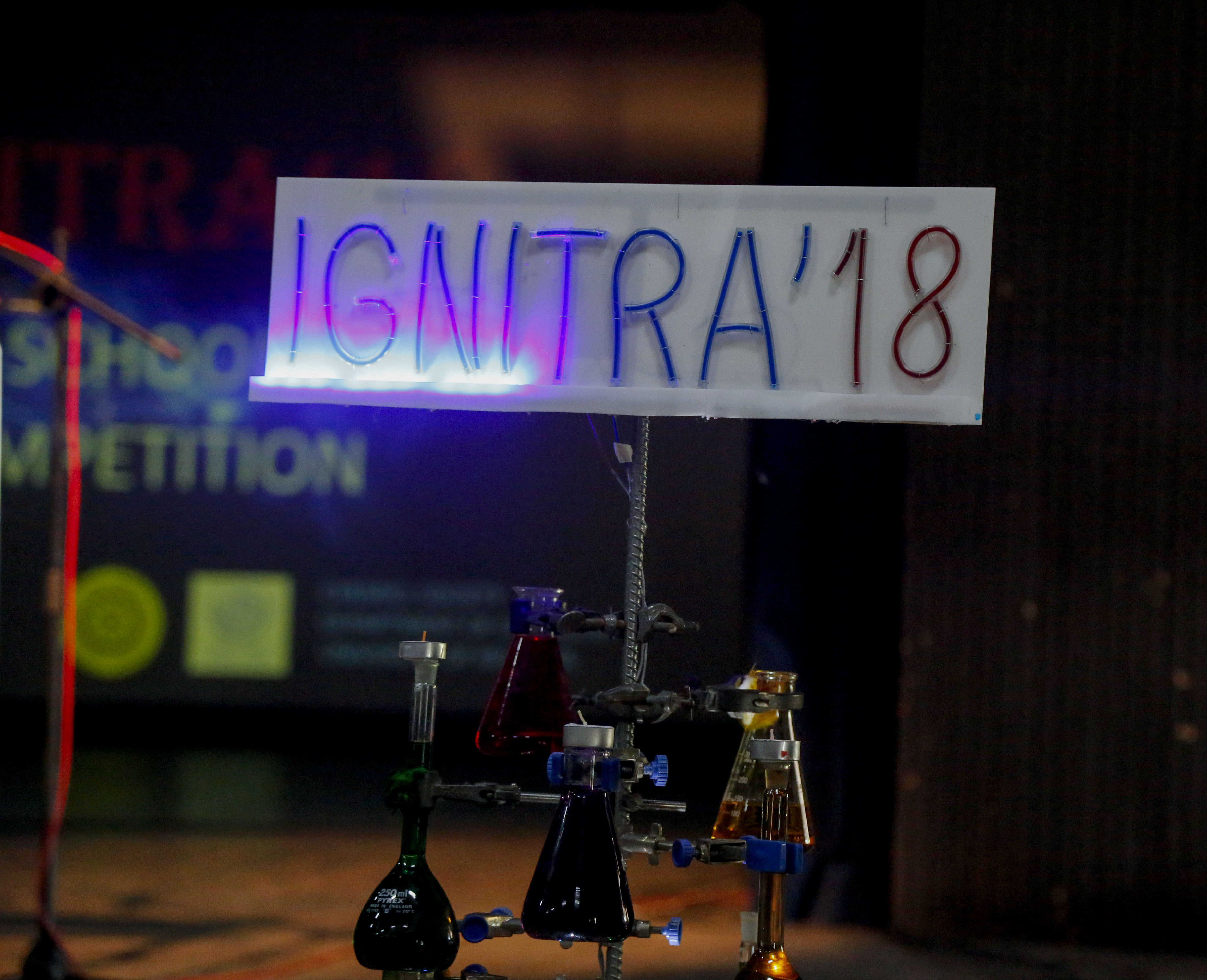 """IGNITRA '18"" Inter- School Chemistry Quiz Competition"